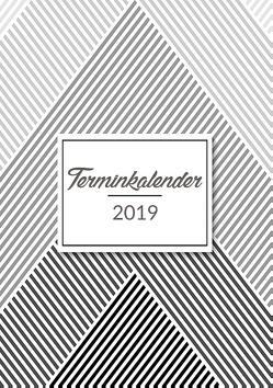 Terminplaner 2019 – Dein Begleiter für das neue Jahr von Luna,  Lino