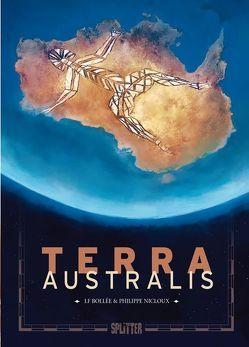 Terra Australis von Bollée,  Laurent-Frédéric, Nicloux,  Philippe