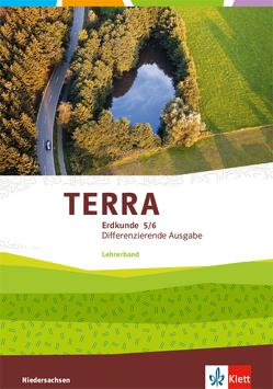 TERRA Erdkunde 5/6. Differenzierende Ausgabe Niedersachsen