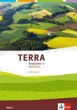 TERRA Geographie für Bayern / Lehrerband 6. Schuljahr