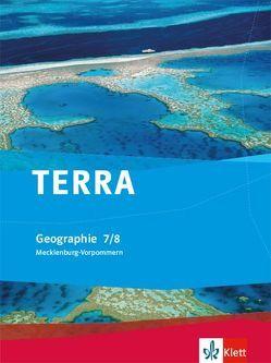 TERRA Geographie für Mecklenburg-Vorpommern – Ausgabe für die Orientierungsstufe / Schülerbuch 5./6. Klasse