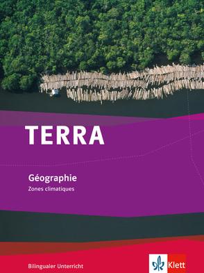 TERRA Géographie. Zones Climatiques