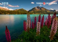 Terra Grischuna Kalender 2019 von Terra Grischuna Somedia Production AG