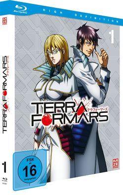 Terraformars – Blu-ray 1 von Hamasaki,  Hiroshi
