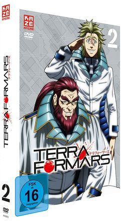 Terraformars – DVD 2 von Hamasaki,  Hiroshi