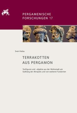 Terrakotten aus Pergamon von Kielau,  Sven