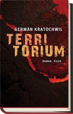 Territorium von Kratochwil,  Germán