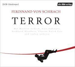 Terror von Eidinger,  Lars, Fitz,  Florian David, Gedeck,  Martina, Klaußner,  Burghart, Schirach,  Ferdinand von