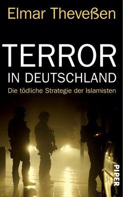 Terror in Deutschland von Theveßen,  Elmar