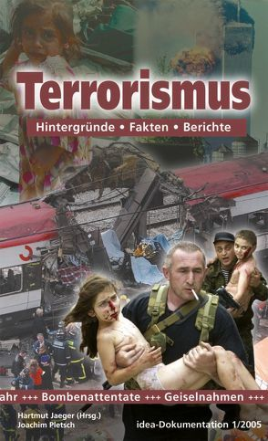 Terrorismus von Jaeger,  Hartmut, Pletsch,  Joachim