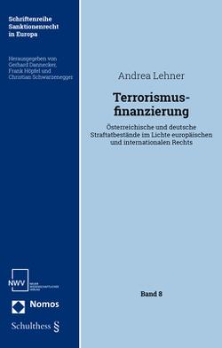 Terrorismusfinanzierung von Lehner,  Andrea