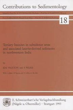Tertiary bauxites in subsidence areas and associated laterite-derived sediments in northwestern India von Valeton,  Ida, Wilke,  Heinz