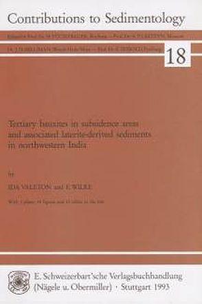 Tertiary bauxites in subsidence areas and associated laterite-derived sediments in northwestern India von Valeton,  Ida, Wilke,  Heinz