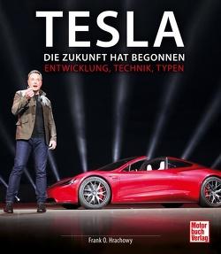 Tesla von Hrachowy,  Frank O
