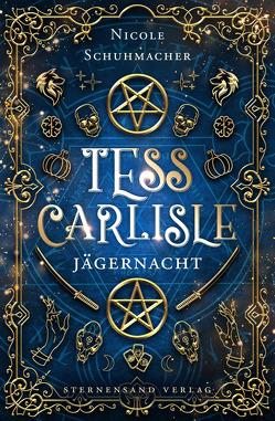 Tess Carlisle (Band 2): Jägernacht von Schuhmacher,  Nicole
