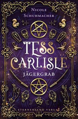 Tess Carlisle (Band 3): Jägergrab von Schuhmacher,  Nicole