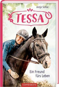 Tessa (Bd. 3) von Szillat,  Antje