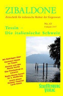 Tessin – Die italienische Schweiz von Bremer,  Thomas, Heydenreich,  Titus