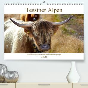 Tessiner Alpen – Lust auf NaTour (Premium, hochwertiger DIN A2 Wandkalender 2020, Kunstdruck in Hochglanz) von Riedmiller,  Andreas
