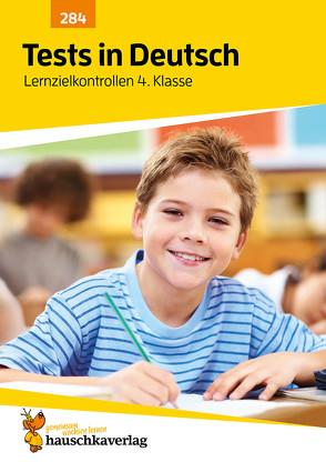 Tests in Deutsch – Lernzielkontrollen 4. Klasse von Maier,  Ulrike