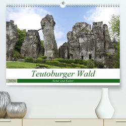 Teutoburger Wald – Natur und Kultur (Premium, hochwertiger DIN A2 Wandkalender 2020, Kunstdruck in Hochglanz) von Becker,  Thomas
