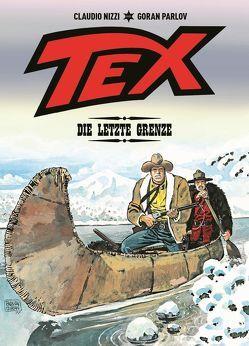 Tex von Nizzi,  Claudio, Parlov,  Goran, Reichert,  Monja