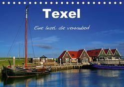 Texel – Eine Insel die verzaubert (Tischkalender 2018 DIN A5 quer) von Krone,  Elke