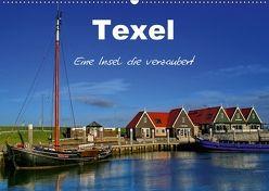 Texel – Eine Insel die verzaubert (Wandkalender 2018 DIN A2 quer) von Krone,  Elke