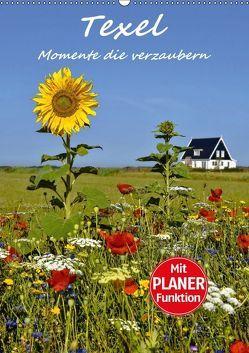 Texel – Momente die verzaubern (Wandkalender 2018 DIN A2 hoch) von Hackstein,  Bettina