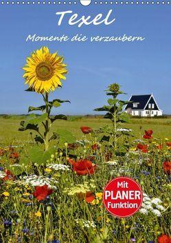 Texel – Momente die verzaubern (Wandkalender 2018 DIN A3 hoch) von Hackstein,  Bettina