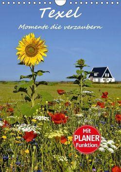 Texel – Momente die verzaubern (Wandkalender 2018 DIN A4 hoch) von Hackstein,  Bettina