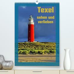 Texel sehen und verlieben (Premium, hochwertiger DIN A2 Wandkalender 2020, Kunstdruck in Hochglanz) von Eckert,  Ralf