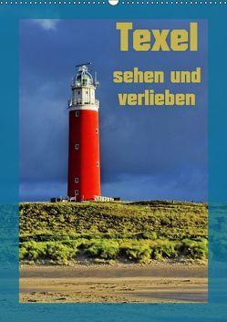 Texel sehen und verlieben (Wandkalender 2019 DIN A2 hoch) von Eckert,  Ralf