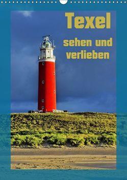 Texel sehen und verlieben (Wandkalender 2019 DIN A3 hoch) von Eckert,  Ralf