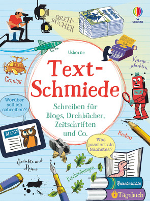 Text-Schmiede von Gomez,  Lucille, Hoppe,  Paul, Smith,  Briony May, Stowell,  Louie, Thurlby,  Paul