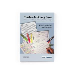 Textbeschreibung Prosa von Gutknecht,  Günther, Rajcsányi,  Alexander, Verlag GmbH,  Krapp & Gutknecht