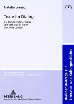 Texte im Dialog von Lorenz,  Natalie