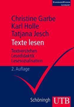Texte lesen von Garbe,  Christine, Holle,  Karl, Jesch,  Tatjana