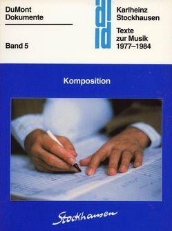 Texte zur Musik 1977-1984 von Blumröder,  Christoph von, Lefranc,  Michel, Stephens,  Jaynee, Stockhausen,  Karlheinz, Suzanne,  Stephens