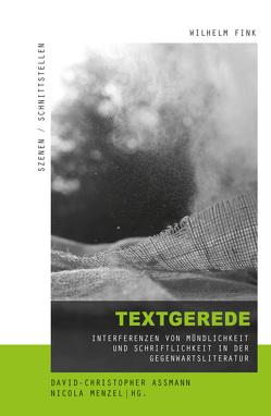 Textgerede von Assmann,  David-Christopher, Menzel,  Nicola