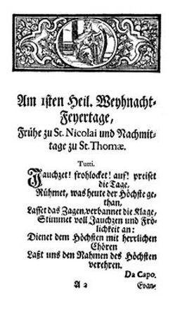 Texthefte zur Kirchenmusik aus Bachs Leipziger Zeit von Petzoldt,  Martin