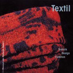 Textil von Kaufmann,  Christian, Nabholz-Kartaschoff,  Marie L, Seiler-Baldinger,  Annemarie