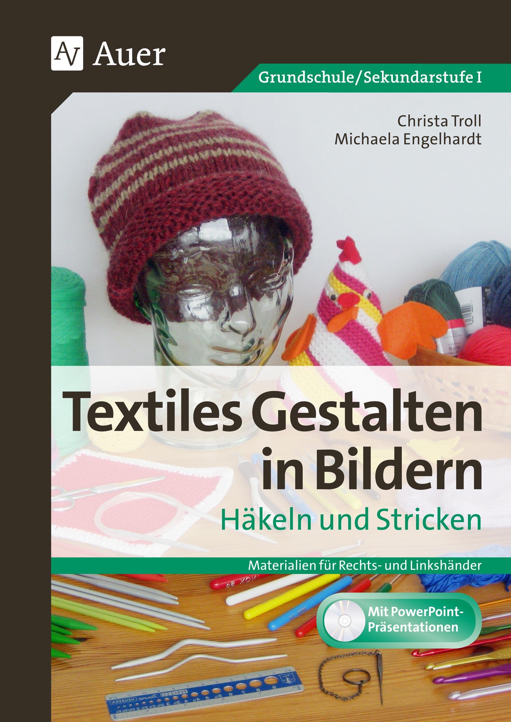 Textiles Gestalten In Bildern Häkeln Und Stricken Von Engelhardt Mic