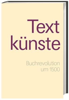 Textkünste von Schneider, Ulrich J
