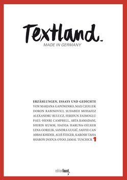 Textland – Made in Germany von Englert,  Alexander Paul, Gleichauf,  Riccarda