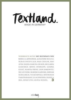 Textland – Made in Germany von Gleichauf,  Riccarda