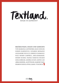 Textland – Made in Germany von Englert,  Alexander Paul, Gleichauf,  Riccarda