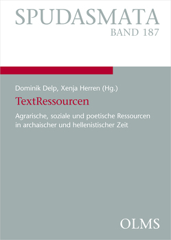 TextRessourcen von Delp,  Dominik, Herren,  Xenja