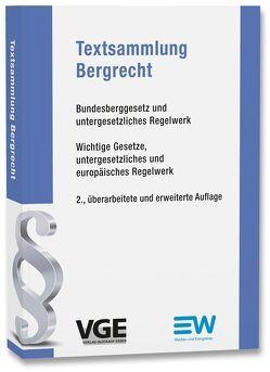 Textsammlung Bergrecht von de Wyl,  Christian, Eder,  Jost, Hartmann,  Thies Christian