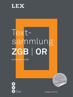 Textsammlung ZGB OR (Print inkl. eLehrmittel)